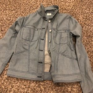 cabi jean jacket